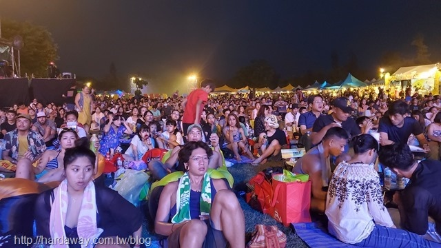 Taiwan Pasiwali Festival國際音樂節
