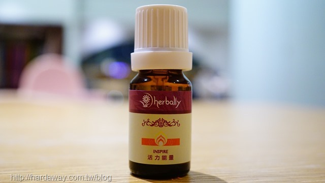 herbally草本真情活力能量純天然複方精油