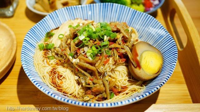 辣子魚麵線