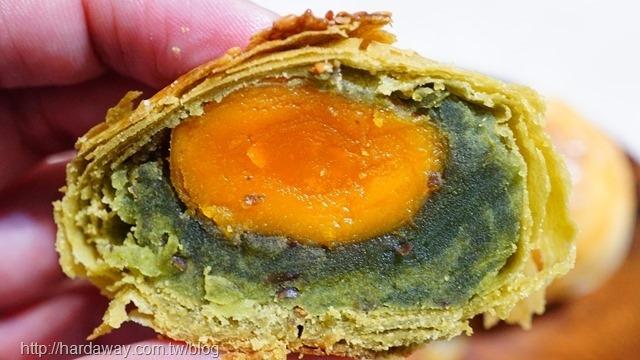 彭成珍餅舖抹茶蛋黃酥