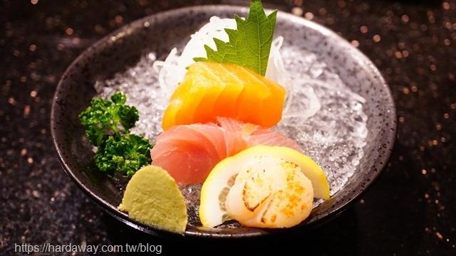 囍聚精緻鍋物生魚片
