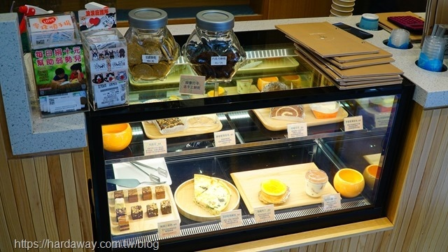 At EASE CAFE餐點