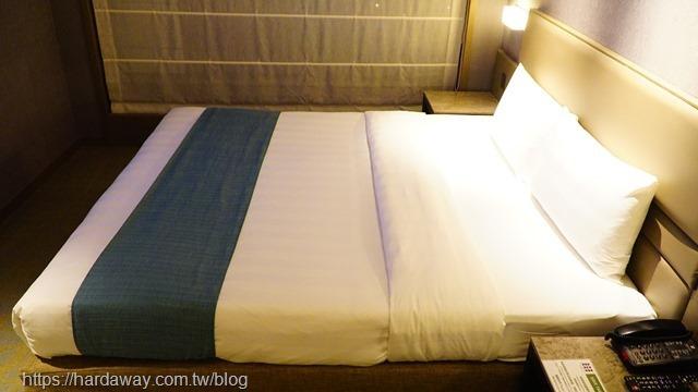 德立莊酒店雙人房