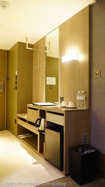 德立莊酒店豪華雙人房
