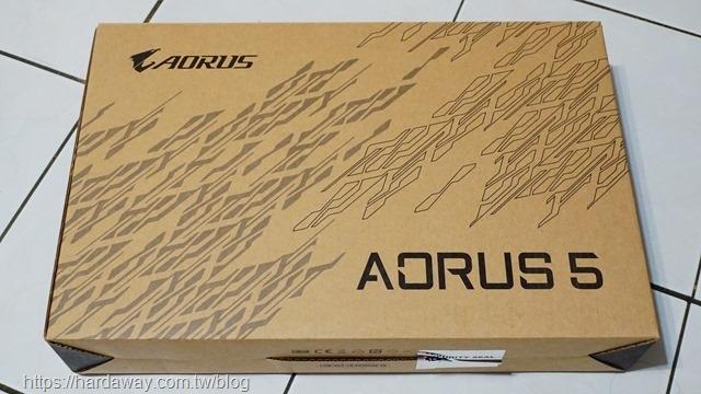 AORUS 5電競筆電