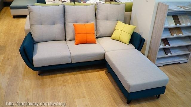 日本直人木業沙發
