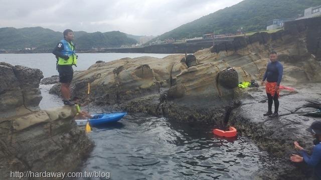 潮境海灣跳水活動