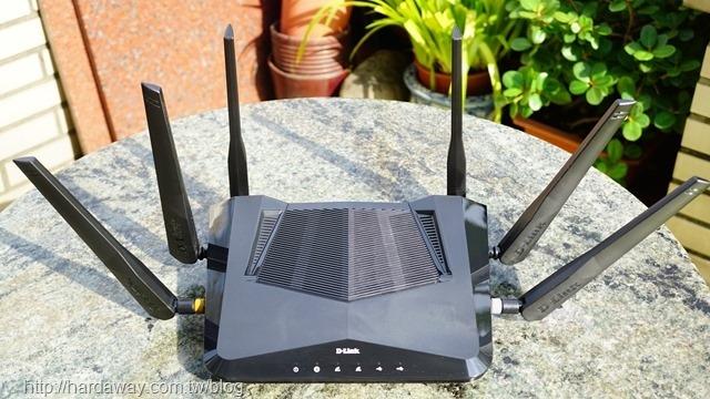 D-Link DIR-X5460 AX5400 Wi-Fi 6雙頻無線路由器