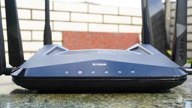 D-Link DIR-X5460 Wi-Fi 6雙頻無線路由器