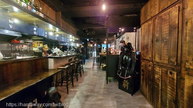 台北東區餐酒館