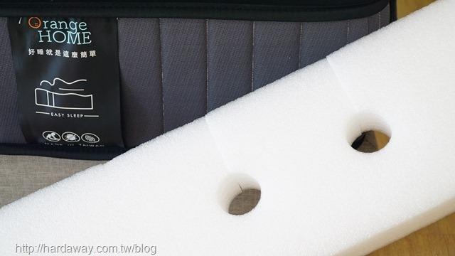 床墊防撞材質