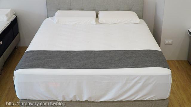 橘家床墊有乳膠墊