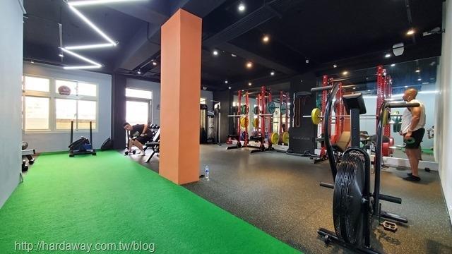 En Gym熱力健康促進訓練空間