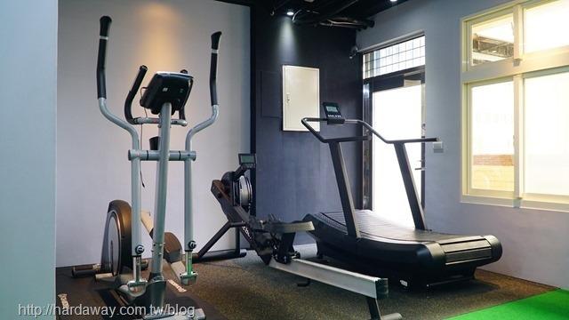 En Gym熱力運動中心訓練空間