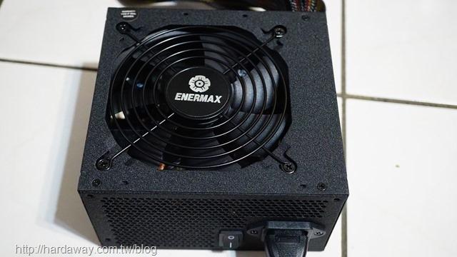安耐美銅之刃500W 80+銅牌電源供應器
