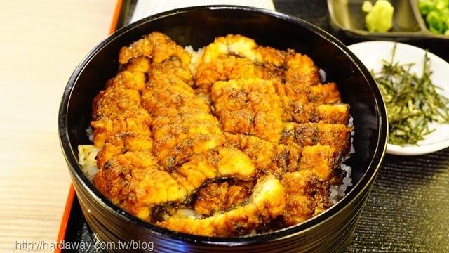 道地日本鰻魚飯