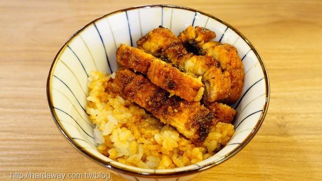 名古屋吃法鰻魚飯