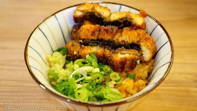 三河中川屋鰻魚飯