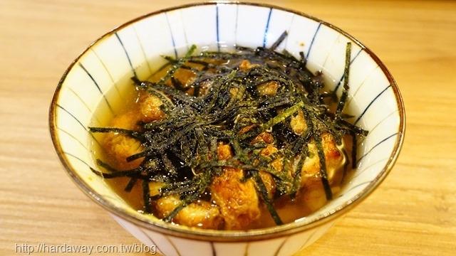 三河中川屋鰻魚三吃