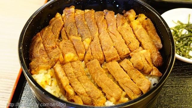 三河中川屋餐點