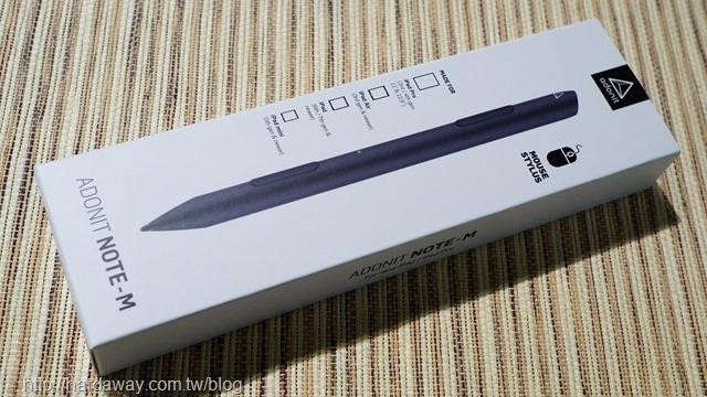 Adonit Note-M雙效能觸控滑鼠筆