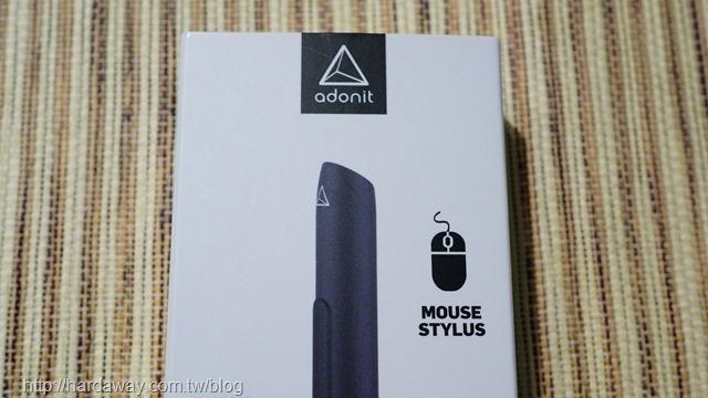 結合滑鼠功能觸控筆
