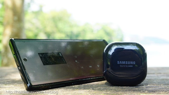 Galaxy Buds Live充電盒