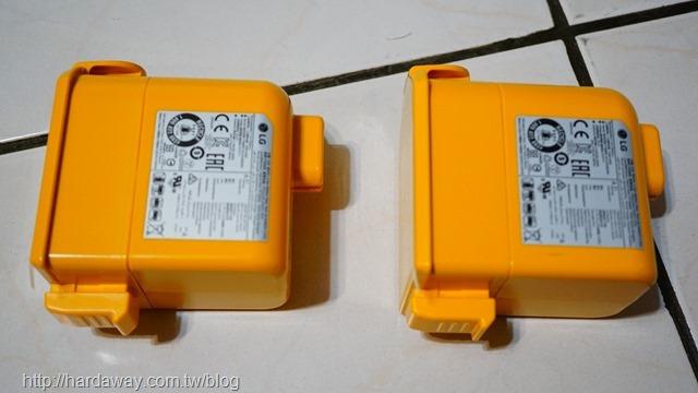 LG CordZero ThinQ A9 K電池