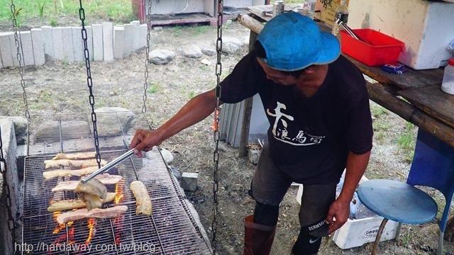 金洋部落烤肉餐