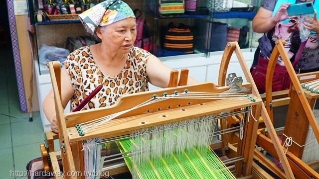 泰雅編織文化