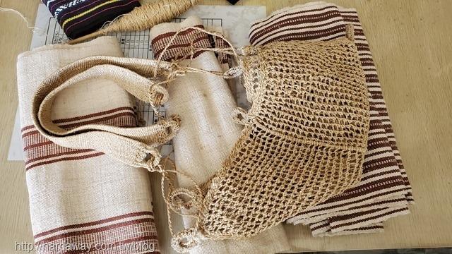 泰雅傳統古法工藝品