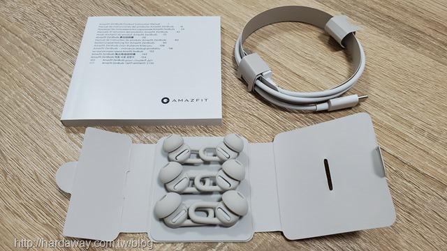Amazfit ZenBuds智能助眠耳塞配件