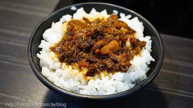 武鶴和牛火鍋魯肉飯