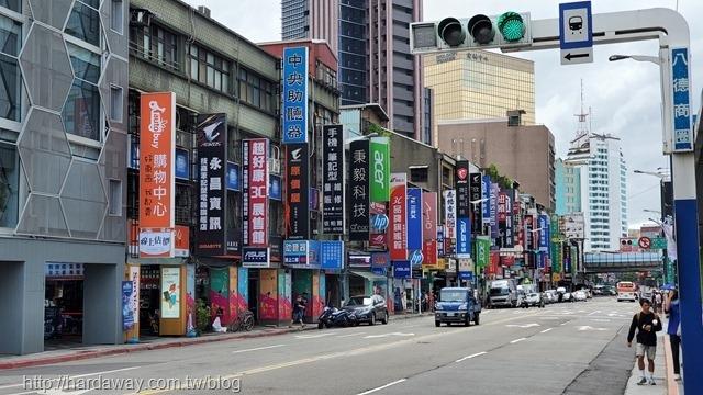 台北市特色商圈