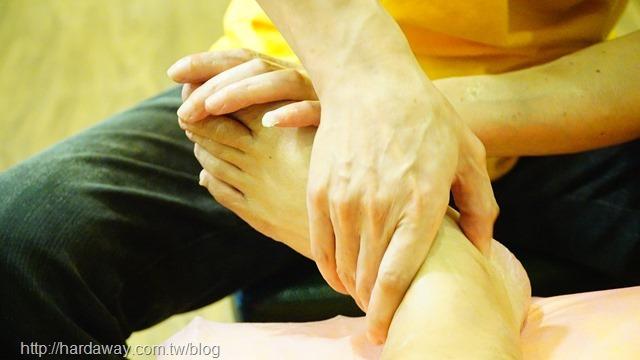 足強足體養生館腳底按摩