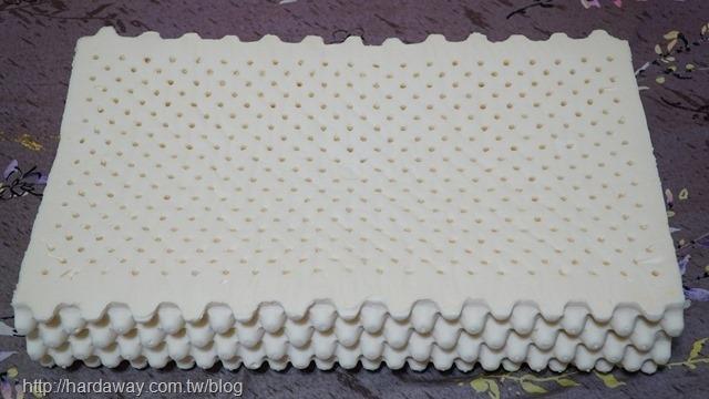泰國原裝進口天然乳膠枕