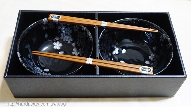 日本美濃燒禮盒