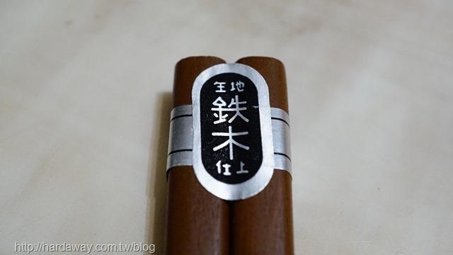 日本筷子質感