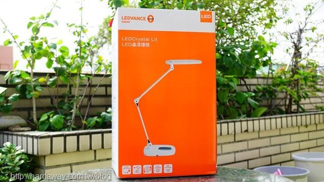 LEDVANCE朗德萬斯LED晶漾雙臂檯燈