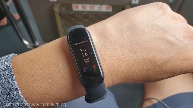 Amazfit Band 5健康心率智能運動手環