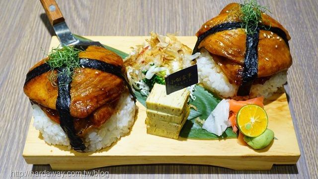 蒲燒腹排壽司盒