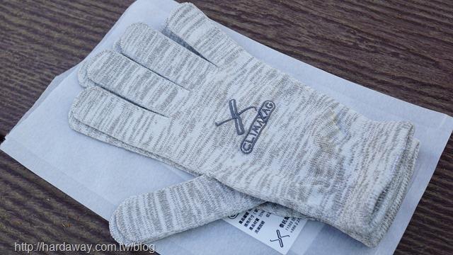 CLIMAXAG可立滅遠紅外線抗菌觸控手套
