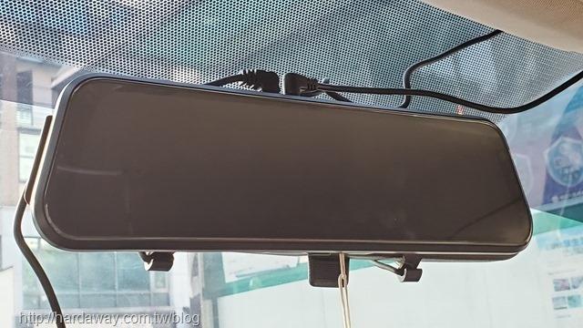 QGOGO LS450後視鏡行車記錄器