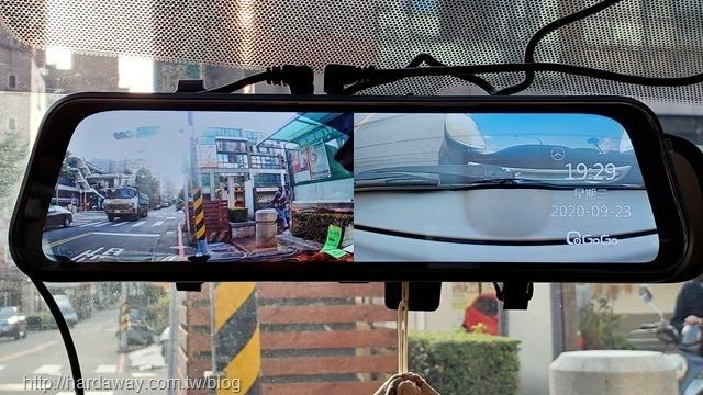 QGOGO LS450雙鏡頭行車記錄器