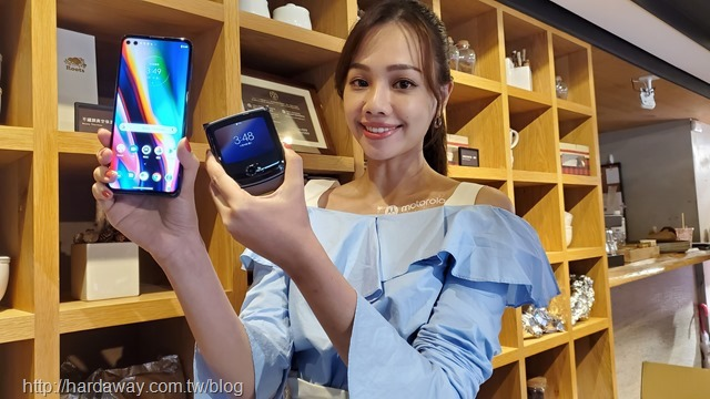 Motorola Razr 5G摺疊機