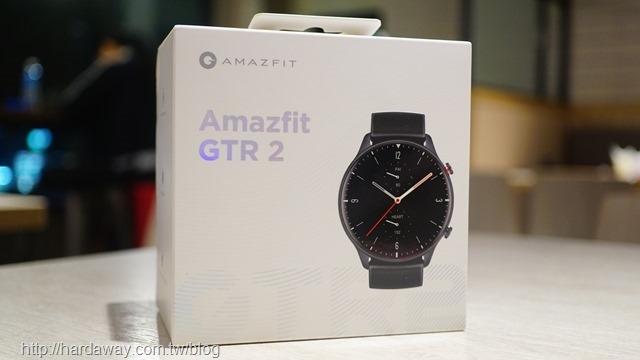 Amazfit GTR 2智能手錶