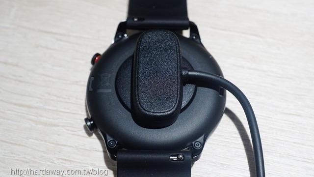 Amazfit GTR 2智能手錶充電方式