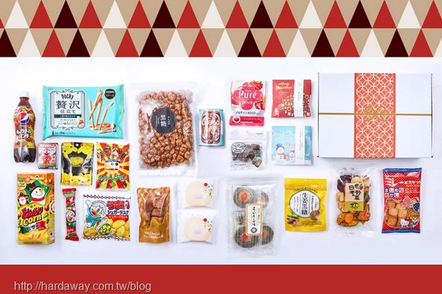 WOWBOX日本直送零食箱