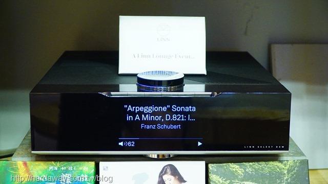 Linn數位串流影音播放設備
