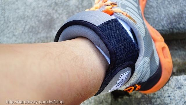 MACMUS瑜伽專用運動沙包穿戴使用